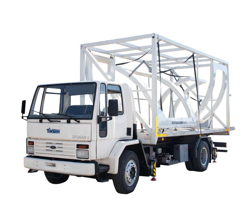 TMAM Truck Mounted Aircraft Mock Up