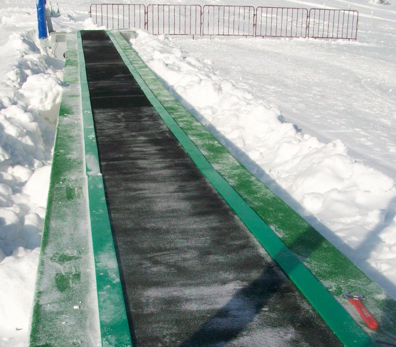 STC SKI Training Conveyor