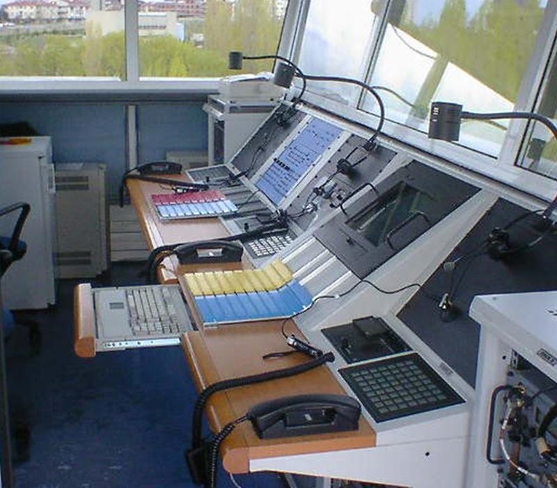 TMATCT Kamyon Üstü Hava Trafik Kontrol Kulesi