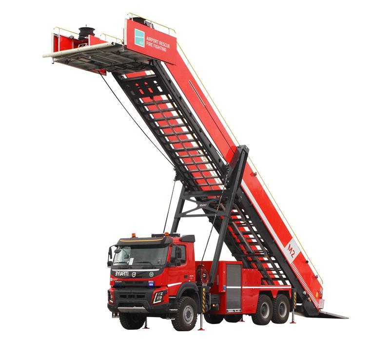 MRS Acil Durum Kurtarma ve İtfaiye Merdiveni